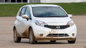 Nissan Note, maşina care nu se mai murdăreşte