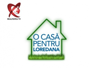 O CASĂ pentru LOREDANA! Donează! CAMPANIE REALITATEA TV și Habitat for Humanity România