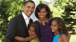 Familia Obama a obţinut un venit de 481.098 de dolari în 2013, cu 21 la sută mai puţin decât în 2012