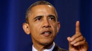 Obama: Noile sancţiuni au scopul să pedepsească provocările ruse în Ucraina