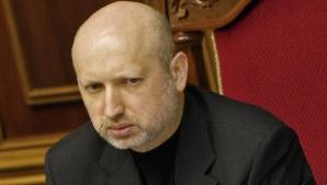 Oleksandr Turcinov, preşedintele interimar al Ucrainei