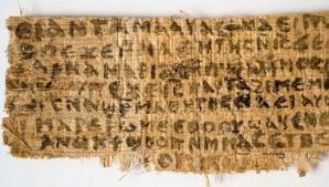 Papirusul privind soţia lui Iisus nu este fals