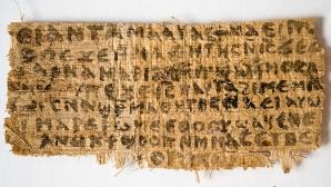Papirusul care vorbeşte despre soţia lui Iisus vine din timpuri străvechi şi nu e un fals