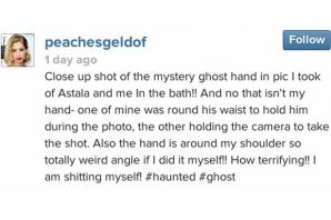Peaches Geldof - moarte misterioasă, la 25 de ani. Imaginea cutremurătoare postată pe Twitter cu câteva luni înainte