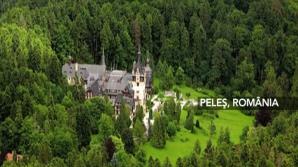 Castelul Peleş a fost inclus într-un top al celor mai frumoase locuri din lume