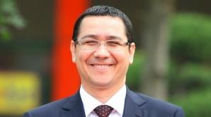 """""""Logica"""" lui Victor Ponta:Daciana Sârbu a fost europarlamentar ÎNAINTE de a fi fiica lui Ilie Sârbu"""