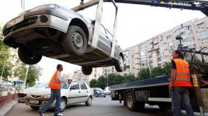 RIDICAREA MAŞINILOR parcate neregulamentar, SUSPENDATĂ în Sectorul 4 între 18 şi 22 aprilie