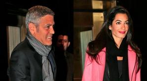 George Clooney s-a căsătorit