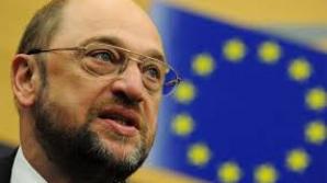 Schulz, pe platforma laserului de la Măgurele: Cred că UE a investit mulţi bani în locul potrivit