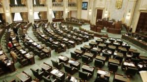 Şedinţa de plen a Senatului, sistată din lipsă de cvorum