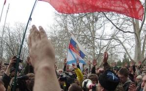 Un comisariat de poliţie din estul Ucrainei a fost ocupat de militanţi proruşi