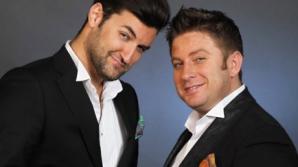 Smiley şi Pavel Bartoş