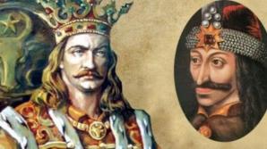 Ştefan cel Mare şi Vlad Ţepeş, duşmani de moarte