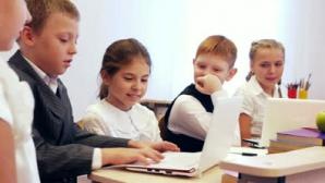 Elevii și preșcolarii intră în vacanță