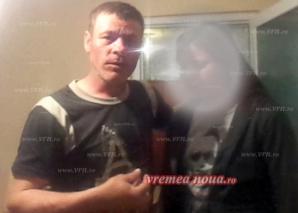 George Halmaga, de 40 de ani, tatăl reclamat de proprii copii, este cercetat de politisti sub aspectul săvârsirii infractiunii de rele tratamente aplicate minorului