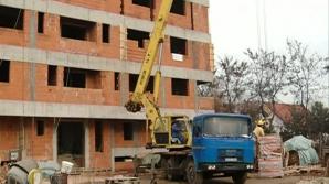 Stop la construcţia de locuinţe