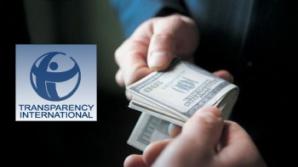 Transparency International: Instituţiile UE riscă să fie afectate de corupţie