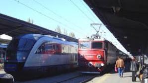 CFR Călători: 17 trenuri vor circula suplimentar de Paşti şi 1 Mai