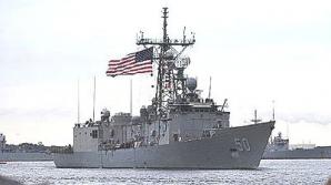 Fregata USS Taylor, în Marea Neagră pentru promovarea păcii şi stabilităţii în regiune