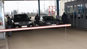 Corlăţean şi Deşciţa au parafat Acordul de mic trafic de frontieră între România şi Ucraina