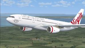 Un avion al companiei Virgin Australia, DETURNAT SPRE INDONEZIA