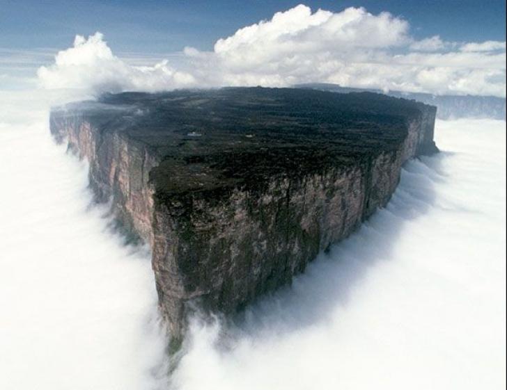Muntele Roraima - Venezuela/ Brazilia / Guyana