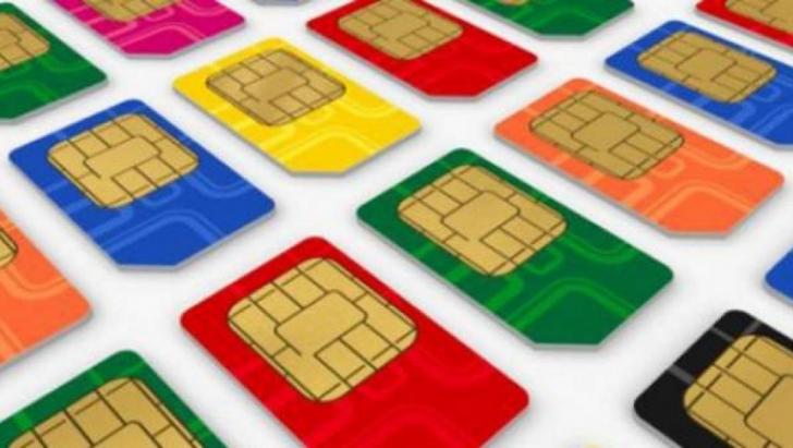 Guvernul aprobă schimbarea regimului cartelelor telefonice pre-plătite