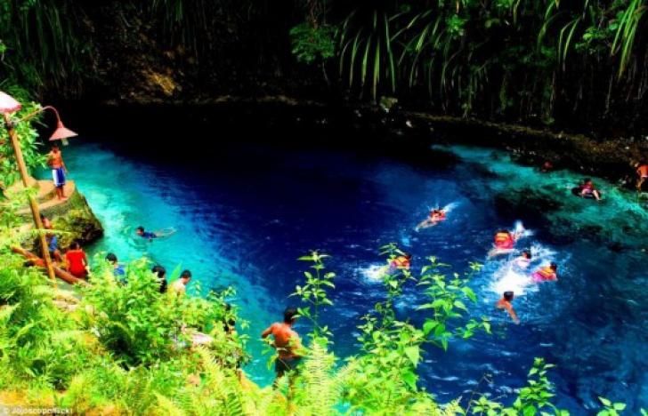 Paradisul tropical care ascunde o poveste incredibila