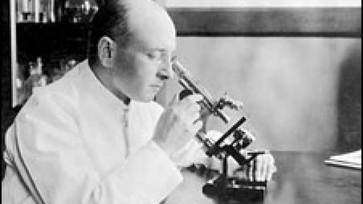 Marele chirurg şi biolog francez Alexis Carrel (1873-1944) a fost şi un om profund religios.