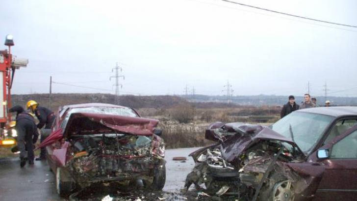 Accident grav în Vâlcea