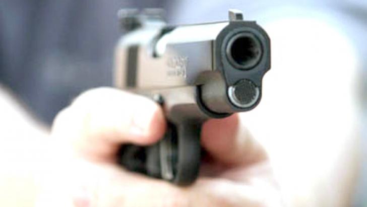 Focuri de armă în Argeș