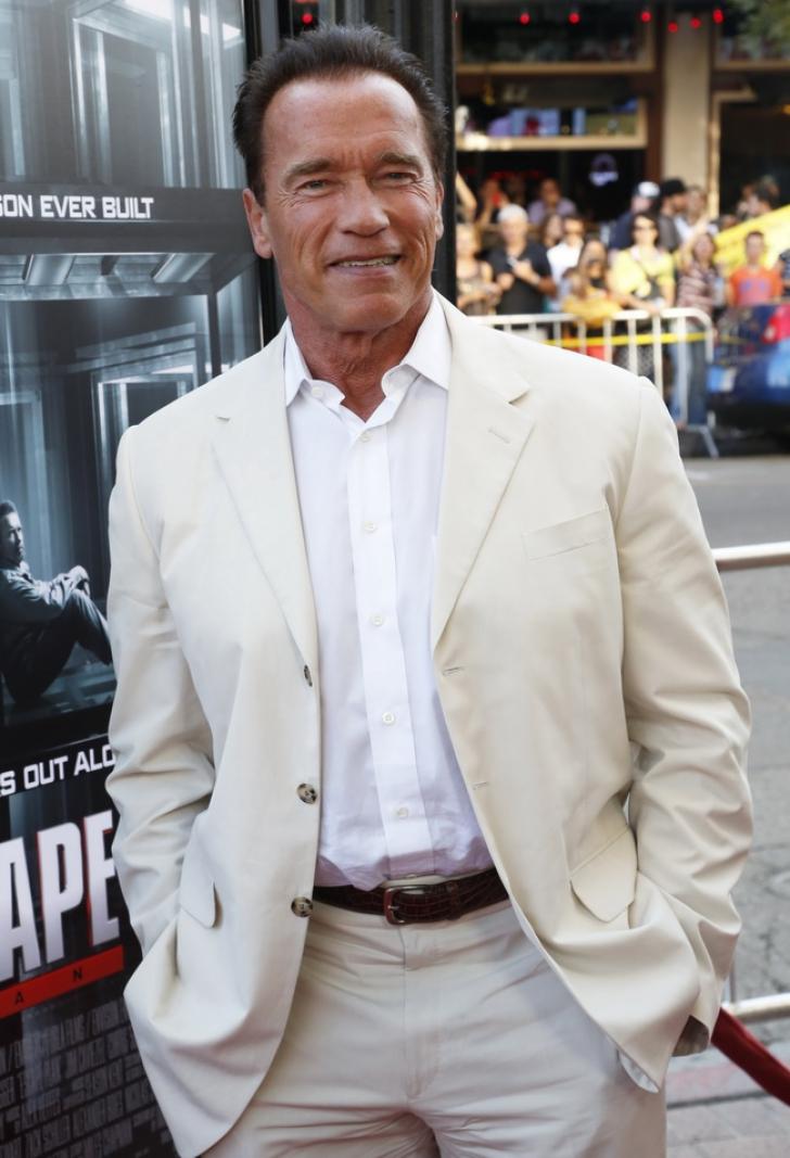 Patrick, fiul lui Arnold Schwarzenegger
