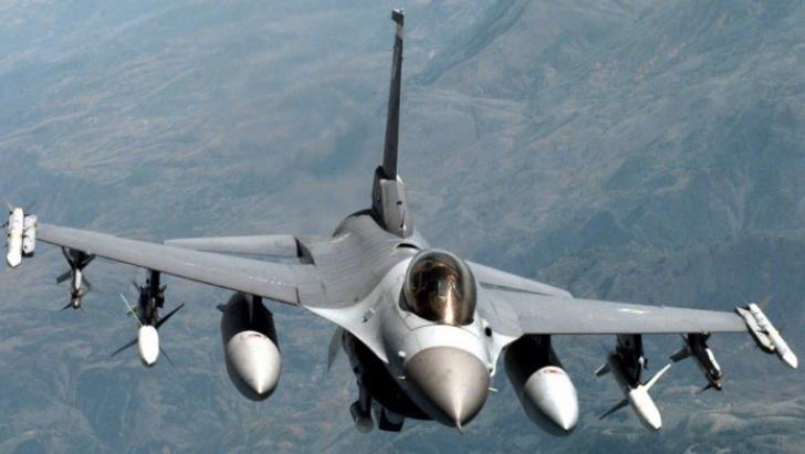 Duşa: Exerciţiile la care participă avioane americane F-16 nu au legătură cu situaţia din Ucraina
