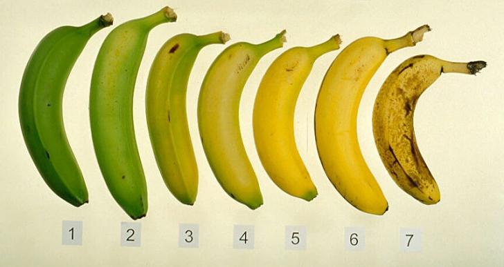 Ce patesti daca mananci banane cu coaja neagra?