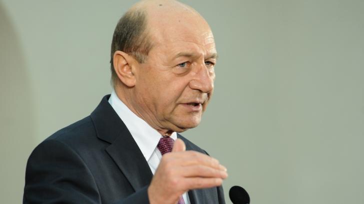 Băsescu: E nevoie urgent de o nouă Lege a sănătăţii, recomand proiectul din timpul lui Boc / Foto: presidency.ro