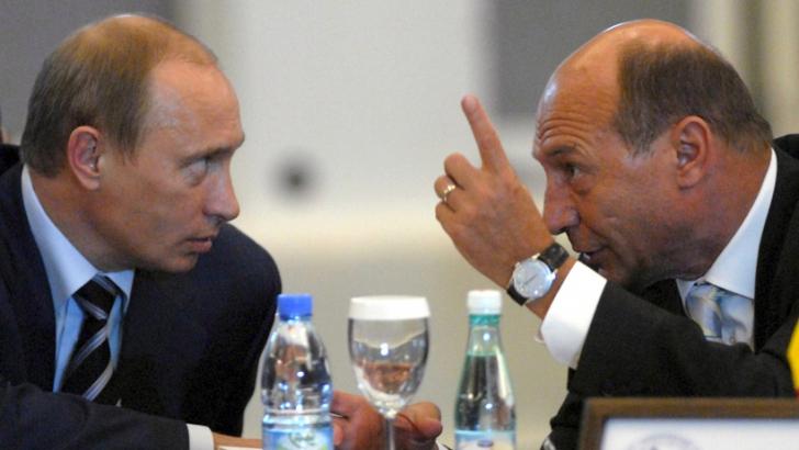 Băsescu: Putin să utilizeze toată autoritatea sa pentru a permite buna funcţionare a Misiunii OSCE