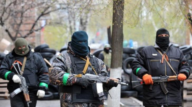RĂZBOI ÎN UCRAINA. Armele insurgenţilor proruşi sperie SUA