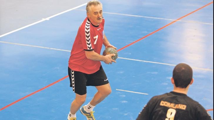 Doliu în handbalul românesc. O legendă, Ghiță Licu, s-a stins