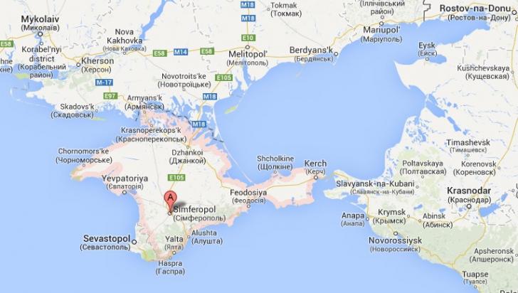 """Gigantul american GOOGLE """"recunoaşte"""" anexarea Crimeei de către Rusia"""