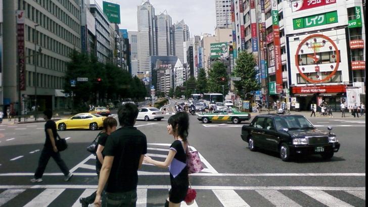 TVA de 8% în Japonia