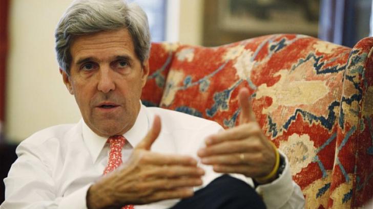 Kerry l-a asigurat pe Corlăţean că SUA au în atenţie necesitatea desemnării unui ambasador