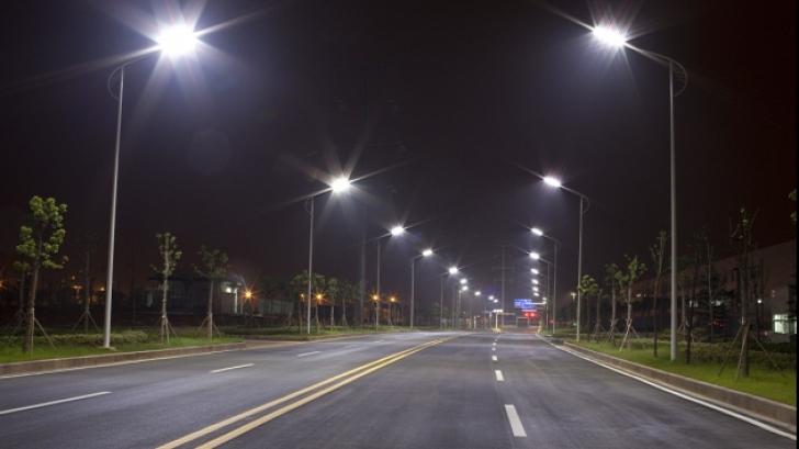 Lămpile cu LED revoluționează iluminatul stradal