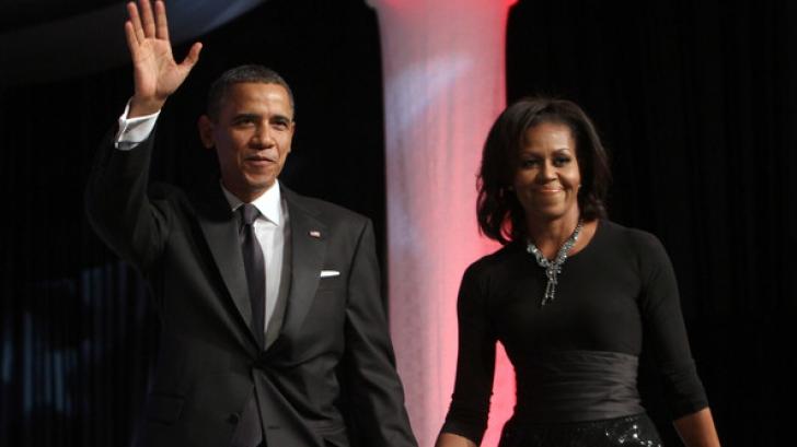 Michelle Obama, incident nefericit! Cum a reacționat președintele SUA?