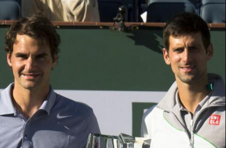 Djokovic și Federer se vor lupta pentru un loc în finală la Monte Carlo