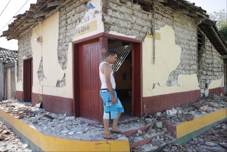 Un nou cutremur, cu magnitudinea de 6,1, în Nicaragua