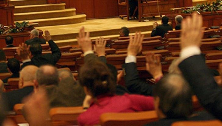 Şeful Comisiei juridice din Senat cere să se lucreze în comisie, în minivacanţă. Plenul respinge