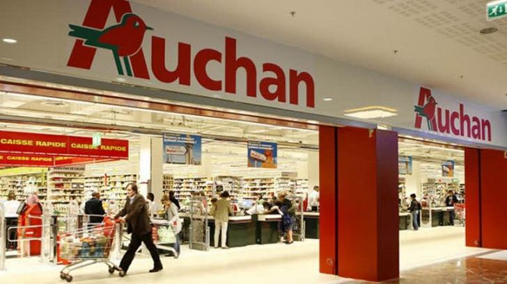 Ce a mai cumpărat Auchan