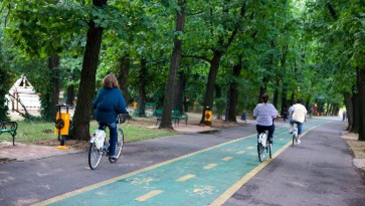 Capitala ar putea avea 97,7 kilometri de piste noi pentru biciclete, pe 60 de străzi - proiect CGMB