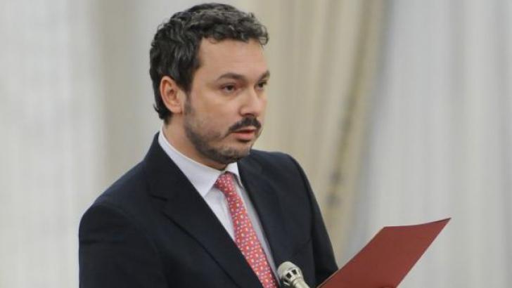Ministrul Energiei, Răzvan Nicolescu