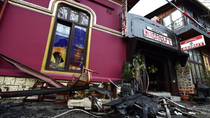 <p>INCENDIU CONSTANȚA. Restaurantul Beirut nu avea autorizaţie de la ISU</p>